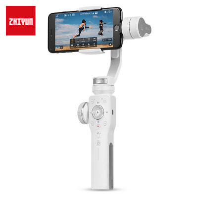 Zhiyun Gimbal Stabilizer Smooth 4 3-Axis Handheld for Smartphone White