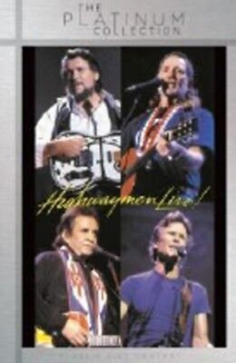 Highwaymen Live (The Platinum Series) [Region 2] - DVD - New - Free Shipping.
