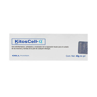 KITOSCELL Q 40gr Gel Skin Wounds Anti-inflammatory Stretch Marks FREE SHIPPING