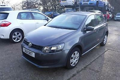 Volkswagen Polo 1.2 S SALVAGE DAMAGED REPAIRABLE