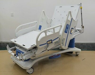 Stryker Secure 3 S3 Medical Surgical Bed REF 3200 S3 (16403)