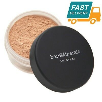 BARE MINERALS ORIGINAL SPF 15 FOUNDATION - VARIOUS SHADES 8g - UK FREE POST