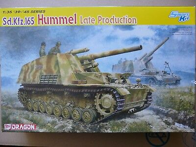 Maquette WWII 1/35 DRAGON Ref 6321 Sd.Kfz.165 Hummel Late Production