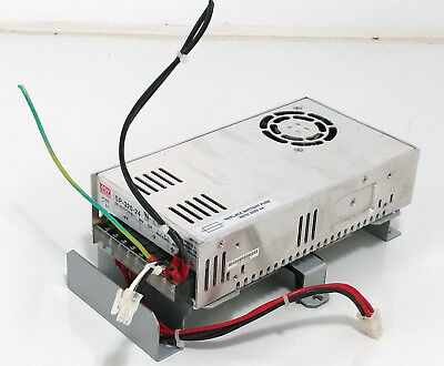 """MEAN WELL SP-320-24 AC to DC Power Supply Single Output 24V 13 Amp 312W 1.5"""""""
