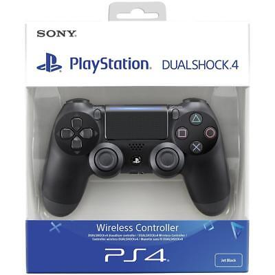 Joystick Controller Ps4 Dualshock 4 Sony Black V2 It Playstation 4 Nuovo