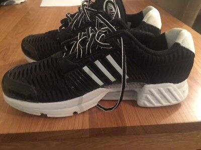 buy popular 418a6 c82f6 MENS ADIDAS CLIMACOOL Trainers. Size 8. Black And White. Hardly Worn