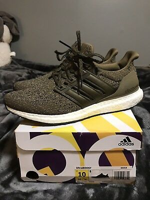 premium selection 92d74 d85c8 Adidas Ultra Boost 3.0 Trace Olive Size 10 2.0 1.0 4.0