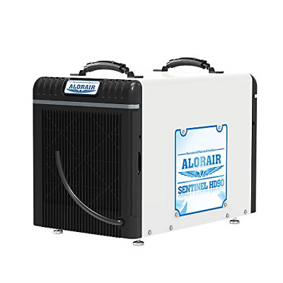 AlorAir Basement/Crawl Space Dehumidifiers 198 PPD Saturation, 90 PPD AHAM, 5 up