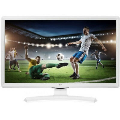 Monitor TV 24 pollici LG LED HD Ready Digitale terretre DVB T2 USB 24TK410V ITA