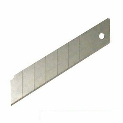 Silverline 404434 25mm Snap-Off Blades Pack of 10