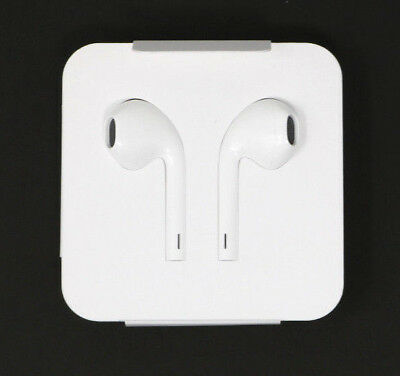 Apple - Lightning EarPods Earbuds Headset - For iPhone X XS Max XR 8 7 Plus