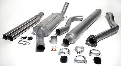 BMW 335I E90/E92 Twin Turbo Cat Back Performance Exhaust System