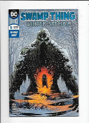 Swamp Thing Winter Special #1 1st Print DC Comics (2018)