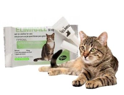 ZOETIS ELIMINALL - Flea Control for Pet Cats