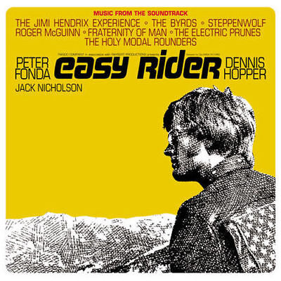 CD EASY RIDER OST ORIGINAL MOTION PICTURE SOUNDTRACK NEW (STEPPENWOLF) |n|