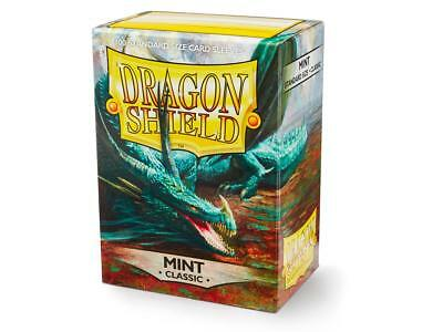 Mint Classic 100 ct Dragon Shield Sleeves Standard Size FREE SHIPPING! 5% OFF 2+