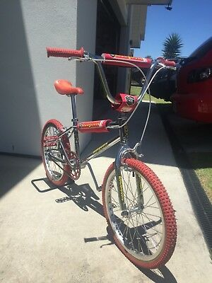Old School 1985 Mongoose Expert BMX Bike