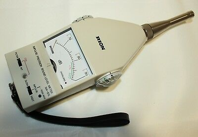 RION Impulse precision sound level Meter- model NA-61L