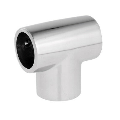Pipe Clamp Handrail System - 25MM Fittings / Connectors - Stainless Steel