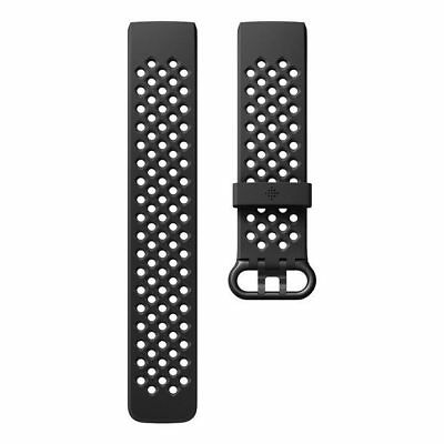 NEW Fitbit Charge 3™ Sport Band - Black