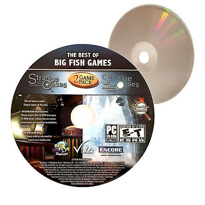 (Nearly New) The Best of Big Fish Games Compilation PC Game - XclusiveDealz