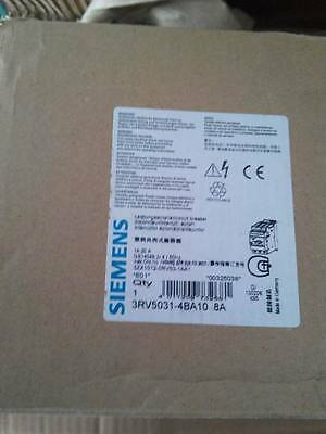 1PC New In Box Siemens 3RV5031-4BA10 #OH19