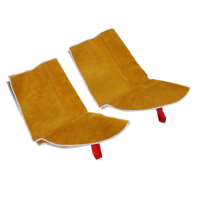 1 Pairs Welding Shoes Cover Gear Legs Protectors Heat Insulation Safety Gear