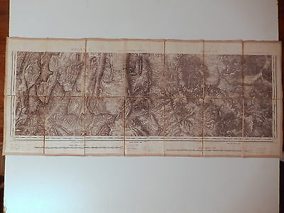 Card antique 1883 19TH 19 century Vizille Southern vercors