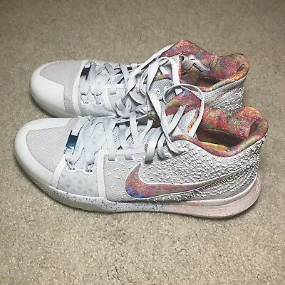 81fbdfbcf853 Nike Kyrie 3 Promo EYBL Elite Youth Basketball League 942206-001 SZ 10.5  RARE
