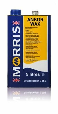 Morris Lubricants Ankor Wax Rustproofing and Protection System 5lt