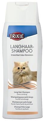 Shampoo for Long Hair Cats Eases Combing anti tangle 250ml