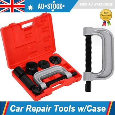 10pc Ball Joint Press-Fit Service Kit Remover Separator Adaptor Garage Tool Set