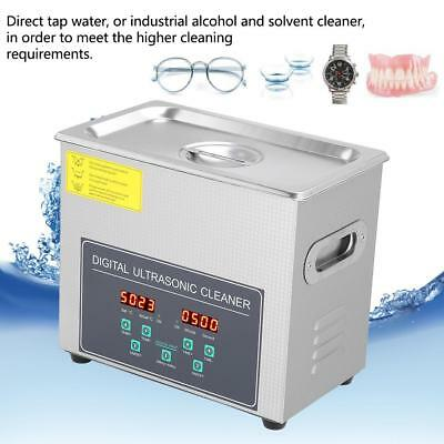 Industrial Double-frequency Digital Ultrasonic Cleaner Jewelry Cleaning Machine