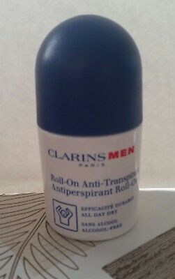 Roll-On Anti-Transpirant de Clarins Men - Neuf
