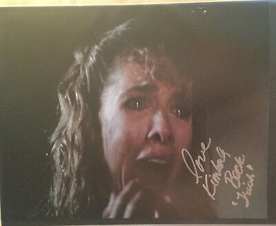 Vc Dupree Autograph Autogramm Friday The 13th Viii Signed 8x10