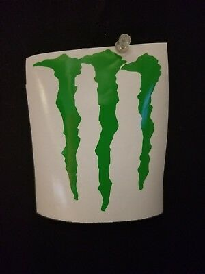 Ex Large Monster Energy Sticker / Decal