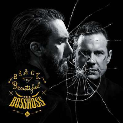BOSSHOSS Black Is Beautiful neues Album CD 2018 NEU & OVP