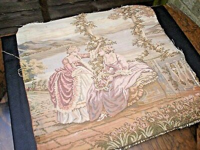Beautiful Old Detailed Tapestry (V.g.c)