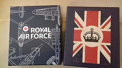 Hip Flask, Royal Air Force, Union Jack, Christmas, Birthday And More