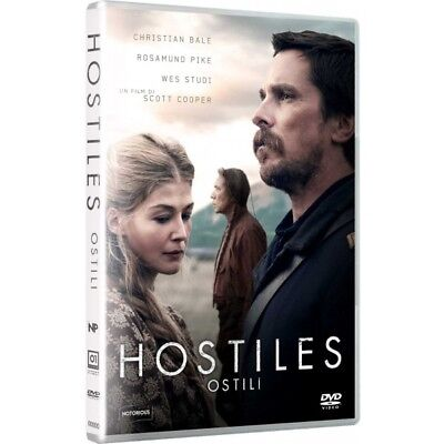 Hostiles - Ostili Film Dvd Nuovo Di Scott Cooper - Notorious Pictures-448163