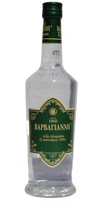 Barbayanni Green griechischer Ouzo 700ml 42% Traditions Trester Schnaps Lesbos
