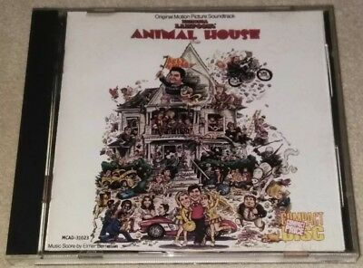 Animal House: Original Motion Picture Soundtrack by Various Artists cd