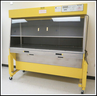 Lab Products Portable Stay-Clean Biological Safety Cabinet Work Bench