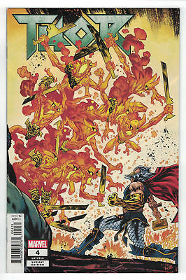 Thor #4 1:10 Hammer Connecting Variant - NM !!!