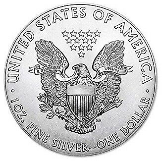 Silber Eagle 2019 1 OZ Unze Once Silver Argent USA🔥SOLDES-30%🔥+🔥Free gift🔥