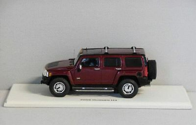 Hummer H3 2006 - 1:43 - Luxury Collectibles