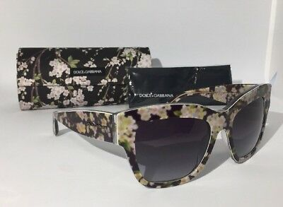 51baba6438ea DOLCE   GABBANA LADIES FLORAL COLLECTION SUNGLASSES(DG4231 2842 8G) 54 19