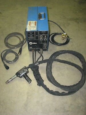 Miller XR Extended Reach Wire Feeder XR-15 Welding Feed Gun Push-Pull MIG system