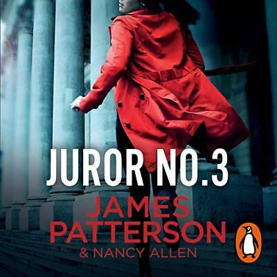 Juror No. 3 By: James Patterson - Audiobook