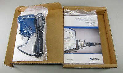 National Instruments GPIB-USB-HS Adapter NI-488.2 for Windows 778927-01 KIT